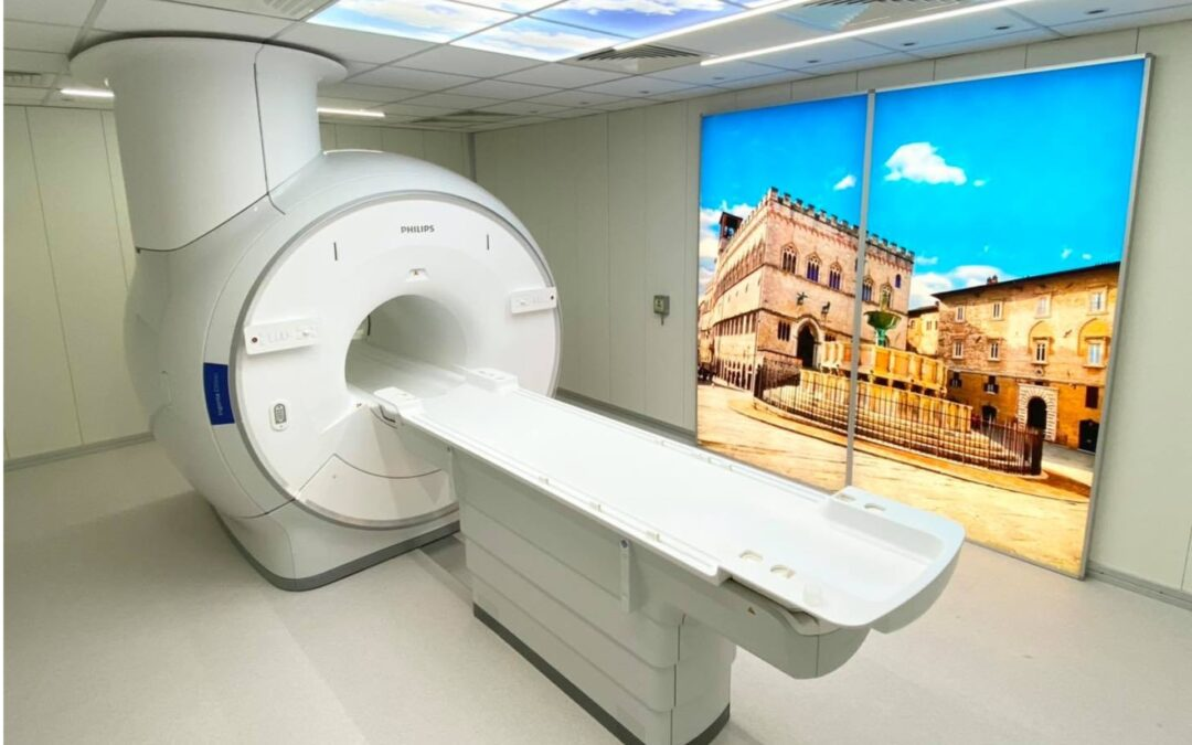 Chirofisiogen Center la prima struttura sanitaria privata con Risonanza Magnetica da 3 Tesla